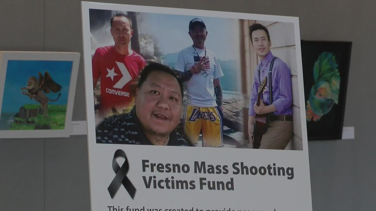 Shooting victims' families thanks community for support as city launches GoFundMe campaign
