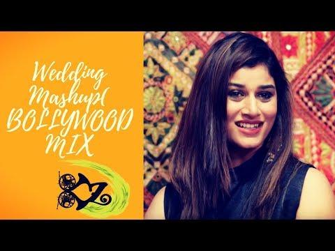 Wedding Mashup(BOLLYWOOD MIX)|The Kroonerz Project|Ft. Priyani Vani | Mann Taneja | Sahiljeet Singh