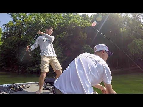 Lake Brookville WHACKFEST! | 2019 Indiana FLW State Championship