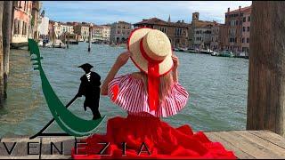 Videos From Venezia | Еще один день работы моделей \