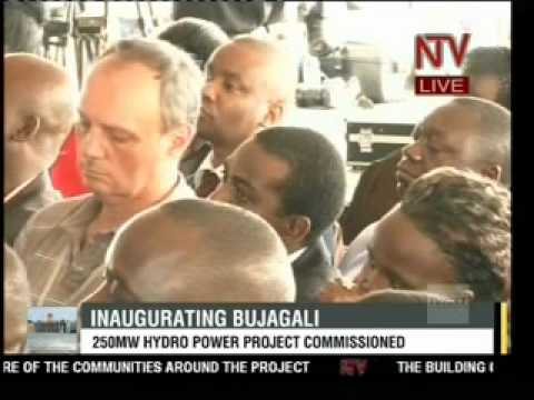 His Highness The Aga Khan Opening Address At Bujagali Power Project on 8.10.2012