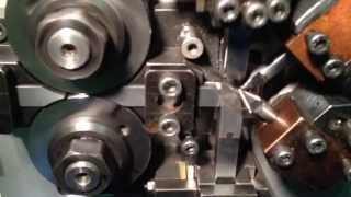 видео изготовлени пружин сжатия