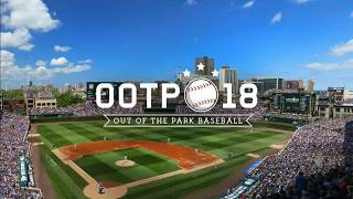 Out Of The Park Baseball 18 Tutorial #1 - Getting Started
