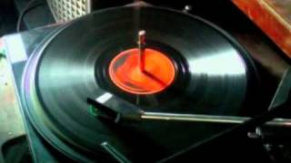 Ray Charles - (The Night Time Is) The Right Time 78 rpm!