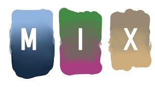 Как смешивать цвета в фотошопе