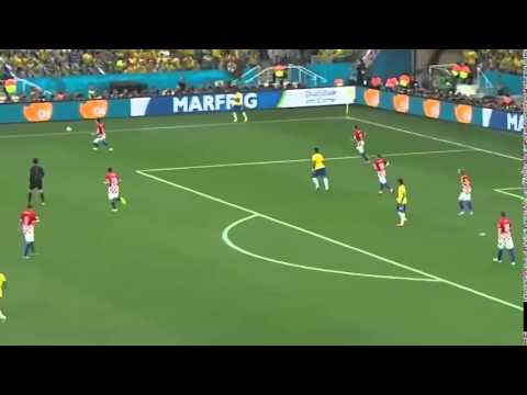 Brazil vs Croatia 3 1 All Goals World Cup