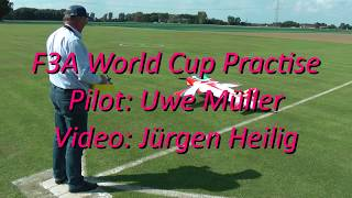 F3A World Cup 2017 - Practise Day - Uwe Müller