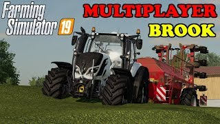Farming Simulator 19 Timelapse D. Fun4all Multiplayer Brook One of my last videos