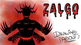 ZALGO | Draw My Life  #creepypasta