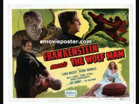 FRANKENSTEIN MEETS THE WOLF MAN (1943) REVIEW