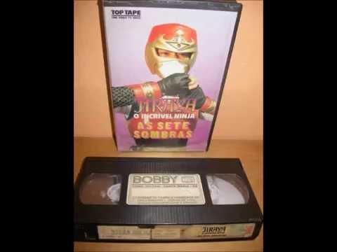 Gibis e Fitas VHS dos Heróis Japoneses Jaspion, Jiraya, Changeman e cia - Tokusatsus