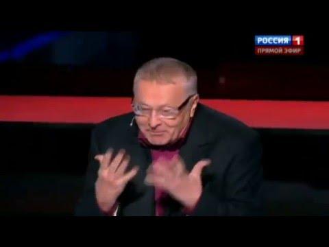 Жириновский: анекдот про Меркель и Обаму