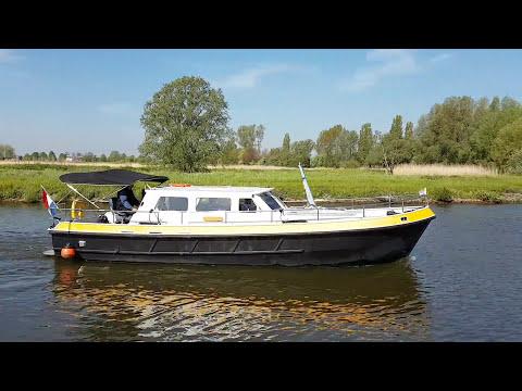 Dutch Tender Classic OK - For Sale - Schepenkring Yachtbrokers Hattem