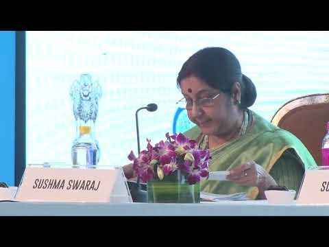 Raisina 2018 | Plenary Address by Sushma Swaraj