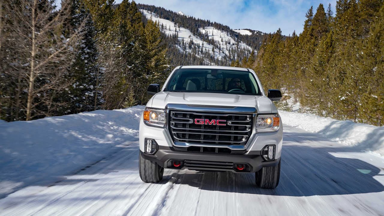 2021 Gmc Canyon Diesel Release