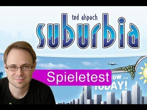 Suburbia Spiel