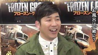 【おまけ動画】新婚のあべこうじが「守るぞマン」に変身! http://youtu...