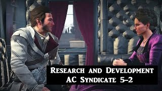 Research and Development 100% sync. AC Syndicate Sequence 5 memory 2