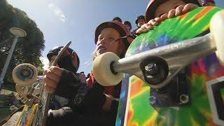 Австралийские девочки хотят сделать скейтбординг женским спортом (новости)
