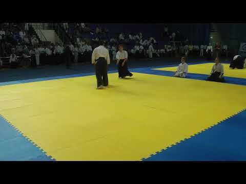 IX фестиваль ФААМО - Алексей Горшков 3 дан