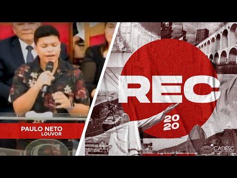REC 2020 - Paulo Neto | Não Foi Por Acaso