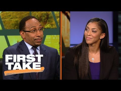 Candace Parker says LaVar Ball