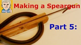 Repeat youtube video How to Make a Wooden Speargun - Part 5