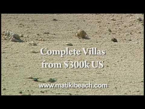 fiji island property matiki beach
