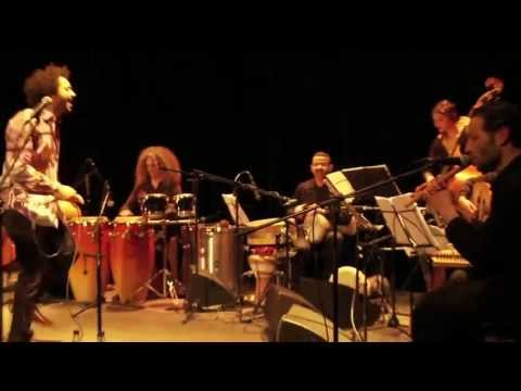The MED Orchestra presents Desert Groove Part 1