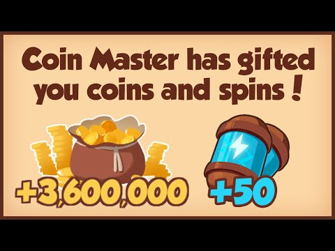 Coin master free spins and coins link 10.10.2020