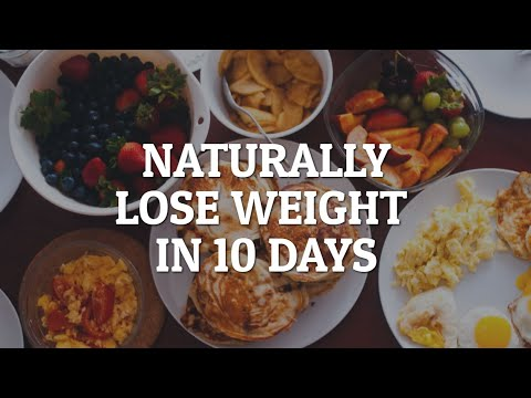 Lose 5 KG Body Weight in 10 DAYS | Lose Belly Fat Fast | How to lose weight fast | Fat Burning Tips