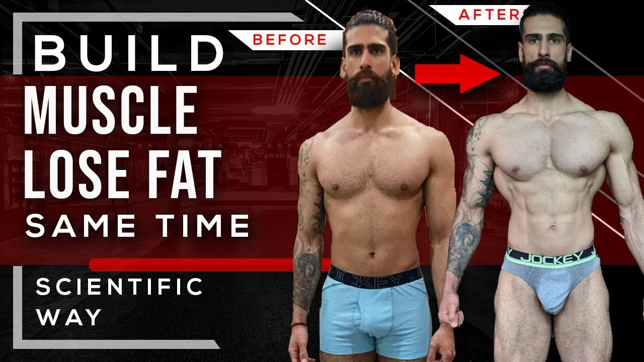 how to turn fat into muscle without losing weight