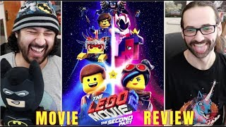 THE LEGO MOVIE 2: The Second Part -  MOVIE REVIEW!!!