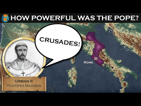 How Powerful was The Pope in Medieval Times?