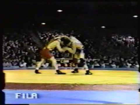1996 Olympic Games: 48 kg Paul Ragusa (Canada) vs. Luvsan-Ishiin Sergelenbaatar (Mongolia)