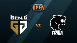 Gen.G vs FURIA - Inferno - Grand Final - DreamHack Open Anaheim 2020