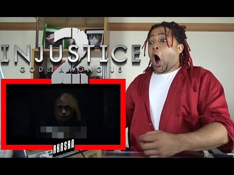 Injustice 2 - Official Announcement Trailer - REACTION