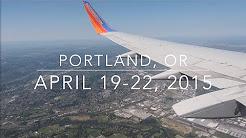 Portland, OR: April 19-22, 2015