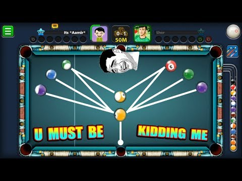 THE 8 BALL POOL MATCH THAT YOU WILL NEVER FORGET...(no directs at all)