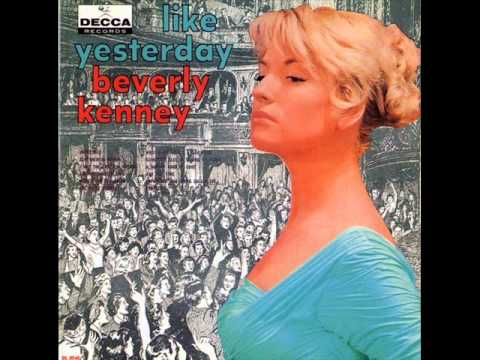 Beverly Kenney - A Sunday Kind of Love