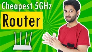 [HINDI] MI 3 WiFi Router : Best BUDGET Router You can Buy !!