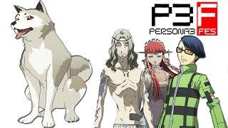 KOROMARU THE DOG & REVENGE SITE | Persona 3 FES [16]