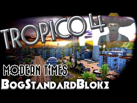 Tropico 4 Modern Times - Mission 3 - Episode 1 - Bad Idea  