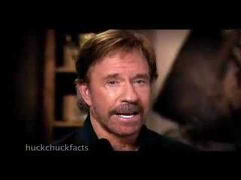 "Mike Huckabee Ad: ""Chuck Norris Approved"""