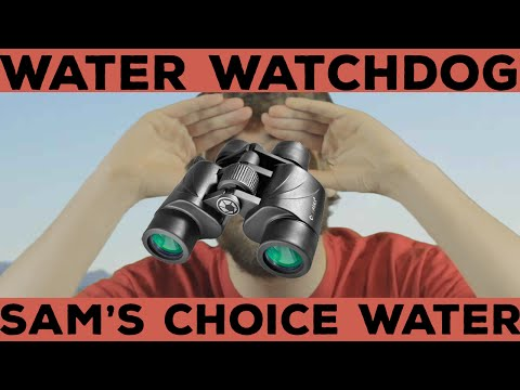 Water Watchdog: Sam's Choice Spring Water Review