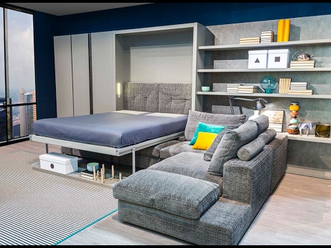 Best Space Saving Furniture For Small Spaces Youtube