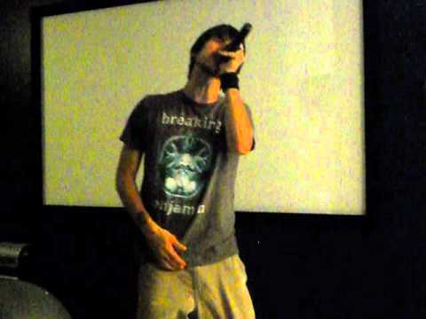 Trapt- Stand Up vocal cover