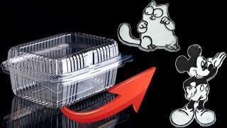 Não jogue fora recipientes de plástico – Veja neste vídeo o que você pode fazer com eles