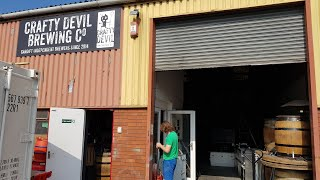 [LiveTour] Crafty Devil Brewing Co. w Cardiff - Na żywo