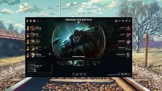 Headhunter Rengar l Full Game #1